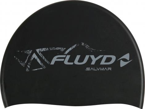 Силиконовая шапочка для плавания в бассейне FLUYD SILICONE
