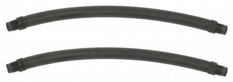 Тяж Salvimar латексный парный черный, класс А, ø 16,5 мм