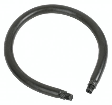 Тяж Salvimar латексный кольцевой черный, класс B, ø 17,5 мм