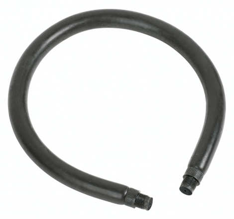 Тяж Salvimar латексный кольцевой черный, класс Z, ø 14 мм