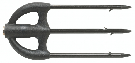 Трезубец Salvimar Martin с чёрными зубцами ø 5 мм