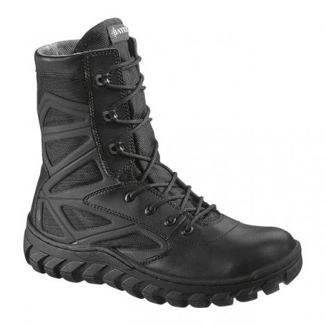 """Bates - мужские легковесные ботинки 8"""" Annobon Black, черные"""