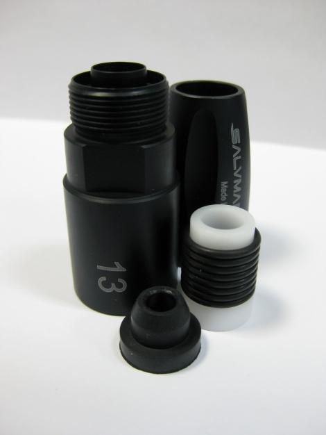 Набор Salvimar для преобразования пневматических подводных ружей в пневмовакуумные, ствол 11 мм, гарпун 7 мм