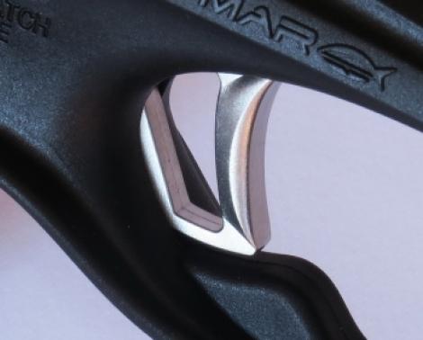 Ружьё-арбалет для подводной охоты Salvimar METAL ROLLER, 85 см