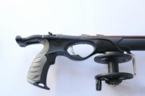 Ружьё-арбалет для подводной охоты Salvimar METAL, 75 см