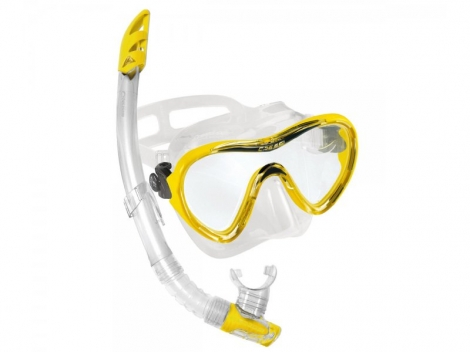 Набор Cressi SKY VIP (маска SKY + трубка GAMMA)