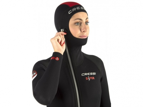 Гидрокостюм Cressi DIVER жен. 5 мм
