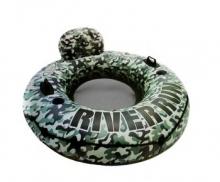 Круг для плавания 'CAMO RIVER RUN 1' 135 см