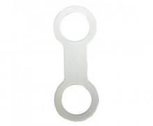 Держатель трубки прозрачный силикон saecodive