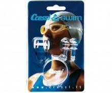 Набор Cressi Беруши + зажим для носа силиконовые
