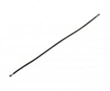 Шланг для октопуса 90 см IST, черный, резиновый LP-OCTO
