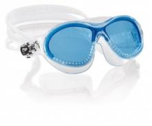 Очки Cressi COBRA KID голубые линзы