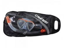 Набор Cressi маска LINCE + трубка GAMMA