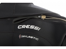 Гидрокостюм Cressi DRYLASTIC, 4 мм, сухой, мужской