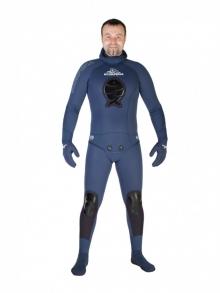 Гидрокостюм Scorpena B3, 3 мм, синий
