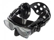 Маска с ушами Pro Ear черный силикон ME-67