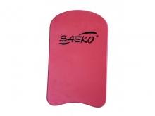 Доска для плавания Saeko KB02 красная