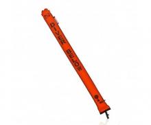 Буй сигнальный PB, 180 см, красный