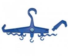 Вешалка, синяя для снаряжения saecodive