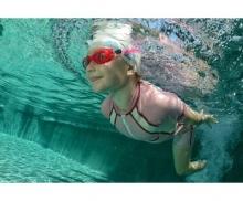 Гидрокостюм детский Cressi Baby Shorty, 1,5 мм, розовый, для девочек