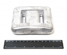 Груз САР 3 кг без покрытия