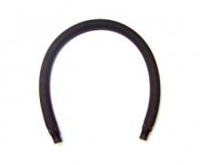 Тяги латекс САРГАН черные D13 мм, (кольцевая) длина 42 см